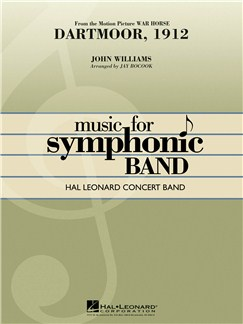John Williams: Dartmoor, 1912 (War Horse) - Concert Band Bog | Big Band og Harmoniorkester