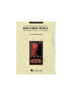 High School Musical (Full Orchestra) (Score/Parts) Books | Orchestra