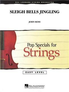 John Moss: Sleigh Bells Jingling Books | String Orchestra