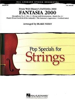 Fantasia 2000 Books | String Instruments