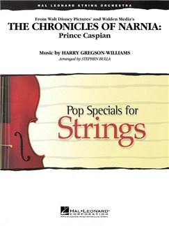 Harry Gregson-Williams: The Chronicles of Narnia - Prince Caspian (String Orchestra) Books | String Orchestra