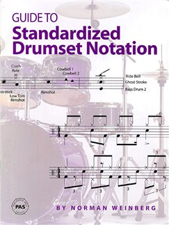 Guide to Standardized Drumset Notation Books | Percussion