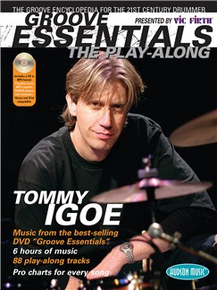 Tommy Igoe: Groove Essentials Volume 1 - The Play-Along Books and CDs | Drums