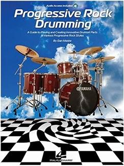 Progressive Rock Drumming Books and Digital Audio | Drums
