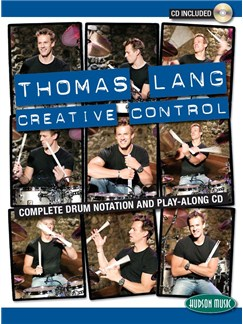 Thomas Lang: Creative Control Books and CDs | Drums