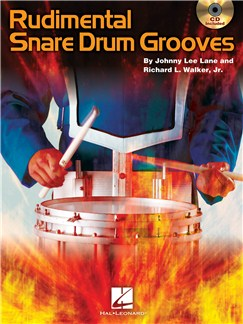 Rudimental Snare Drum Grooves Books and CDs | Drums