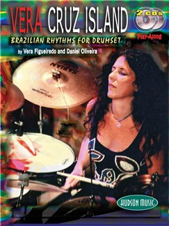 Vera Figueiredo and Daniel Oliveira: Vera Cruz Island Books and CDs | Drums, Percussion