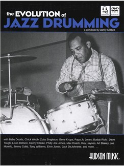 Danny Gottlieb: The Evolution Of Jazz Drumming Books, CDs and DVDs / Videos | Drums