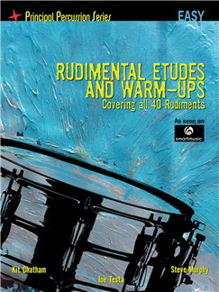 Rudimental Etudes And Warm-Ups Covering All 40 Rudiments (Easy) Books | Drums