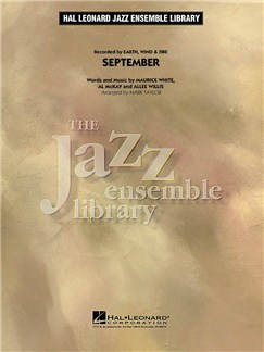 Earth, Wind & Fire: September - Jazz Ensemble Books | Jazz Band