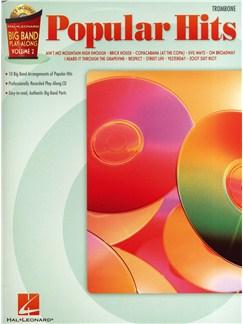 Big Band Play-Along Volume 2: Popular Hits - Trombone Books and CDs | Trombone