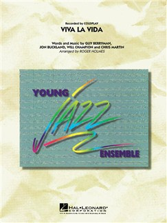 Coldplay: Viva La Vida - Jazz Ensemble Score/Parts Books | Jazz Band