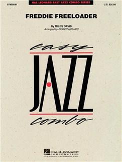 Miles Davis: Freddie Freeloader (Arr. Roger Holmes) Books | Ensemble
