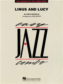 Vince Guaraldi: Linus And Lucy (Peanuts) - Easy Jazz Combo Books | Ensemble
