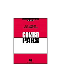 Jazz Combo Pak No.4 Books | Jazz Band