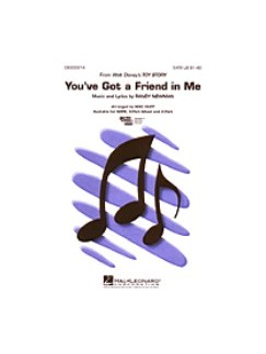 Randy Newman: You've Got A Friend In Me (2-Part) Books | 2-Part Choir, Piano Accompaniment