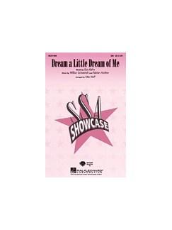 Arr. Mac Huff: Dream A Little Dream Of Me (ShowTrax CD) CDs | SSA