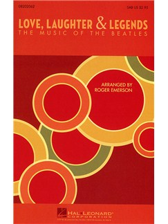 The Beatles: Love, Laughter And Legends (SAB) Books | SAB
