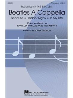 The Beatles: Beatles A Cappella Books | SATB