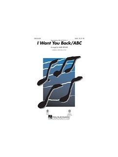 Jackson 5: I Want You Back/ABC (Arr. Mark Brymer) Books | 2-Part Choir