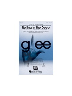 Adele: Rolling In The Deep (ShowTrax CD) CDs | Choral