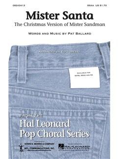 Pat Ballard: Mister Santa (SSAA) Books   SSAA