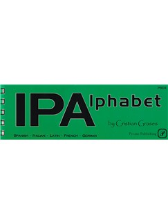 Cristian Grases: IPA Alphabet - The Vocal Music Resource For Pronunciation Books |