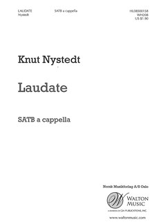 Knut Nystedt: Laudate Books | SATB