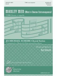 Kurt Knecht: Manly Men's Chorus Extravaganza (TTBB) Books | TTBB