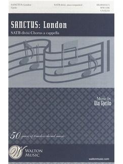 Ola Gjeilo: Sanctus (SATB) Books | SATB