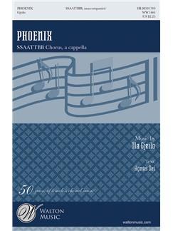 Ola Gjeilo: Phoenix (Agnus Dei) Books | SATB