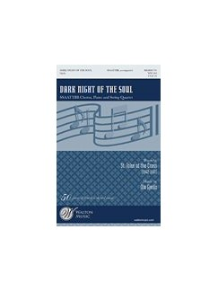 Ola Gjeilo: Dark Night Of The Soul Books | SATB, Piano Accompaniment