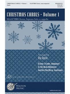 Ola Gjeilo: Christmas Carols - Volume 1 Libro | SATB, Coral