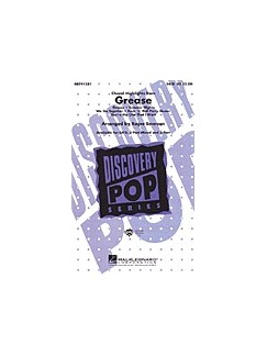 Grease - Choral Highlights (Show Trax CD) CDs |