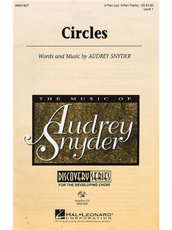 Audrey Snyder: Circles Books | 2-Part or 3-Part Choir, Piano Accompaniment
