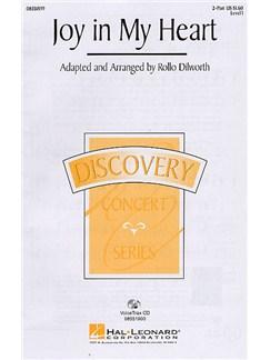 Rollo Dilworth: Joy In My Heart (2-Part) Books   2-Part Choir, Piano Accompaniment