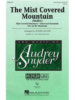 The Mist Covered Mountain (Medley) - SAB Books | SAB, Piano Accompaniment