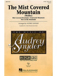 The Mist Covered Mountain (Medley) - 2-Part Books | 2-Part Choir, Piano Accompaniment