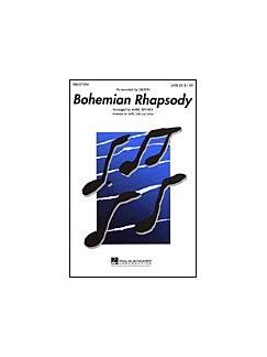Queen: Bohemian Rhapsody (SAB) Books | SAB