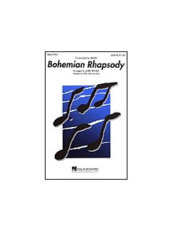 Queen: Bohemian Rhapsody (ShowTrax CD) CDs | Choral