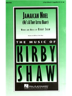 Kirby Shaw: Jamaican Noel (SAB) Books | SAB