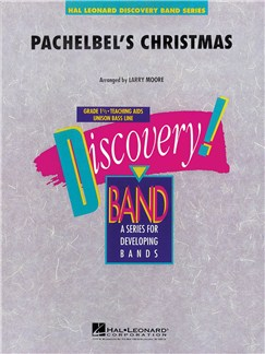 Pachelbel's Christmas - Concert Band Score/Parts Books | Big Band & Concert Band