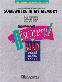 Somewhere in My Memory (from Home Alone)    Big Band og Harmoniorkester