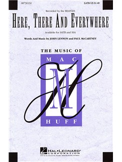John Lennon And Paul McCartney: Here, There And Everywhere Books | SATB
