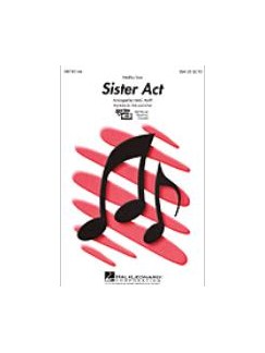 Sister Act (Medley) 2-Part Books | 2-Part Choir