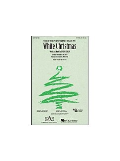 Irving Berlin: White Christmas - Arranged By Mac Huff (SATB) Books | SATB