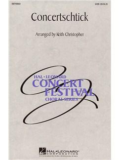 Concertschtick (Medley) Books | SATB