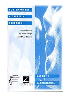Contemporary A Cappella Songbook: Vol. 2 (Collection) Books | Choral