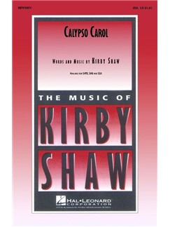 Kirby Shaw: Calypso Carol (SSA) Books | SSA, Piano Accompaniment