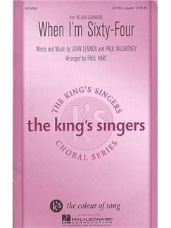 The Beatles: When I'm Sixty-Four (SATTBB) Books | SATTBB